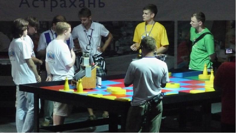EUROBOT'2011.